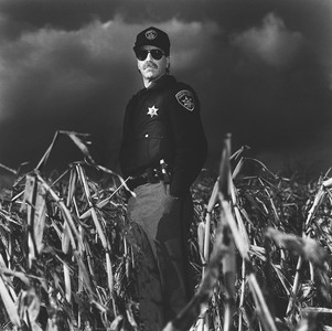 Cop in the Corn, Upstate New York