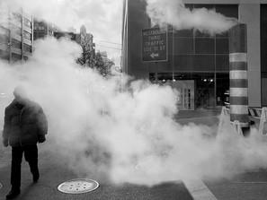 Man in Steam
