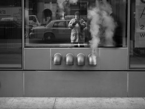 Self Portrait with Pipes