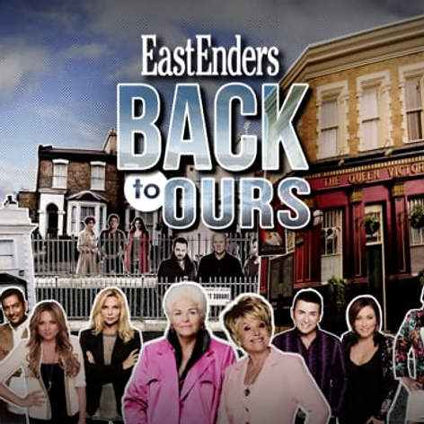 Eastenders 30th Anniversary - Back To Ours Title Sequence
