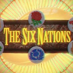 BBC Sport - Six Nations - Game Of Thrones Opener - Stereoscopic Anaglyph 3D
