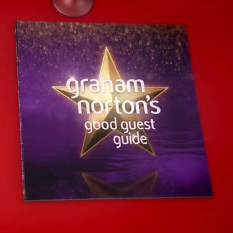Graham Norton's Good Guest Guide Title Sequence