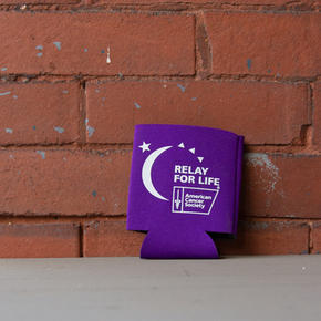 Relay For Life Koozie