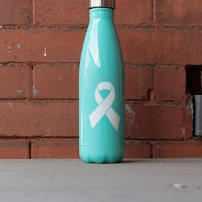 Ribbon Water Bottle