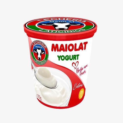 Yogurt Maiolat Entera