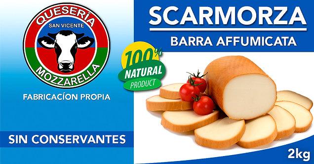 Scamorza Barra Affumicata