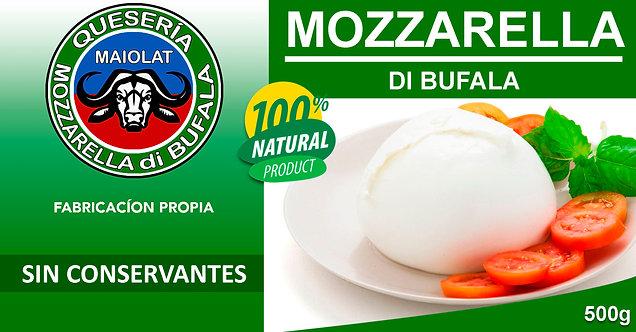Mozzarella con Leche de Bufala 500g