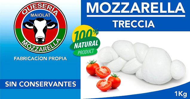 Treccia di Mozzarella