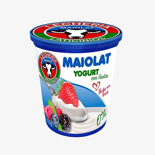 Yogurt Maiolat con Frutas