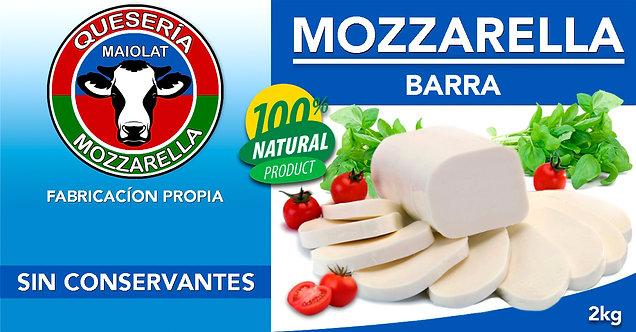 Mozzarella Barra