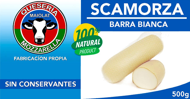 Scamorza Barra Bianca