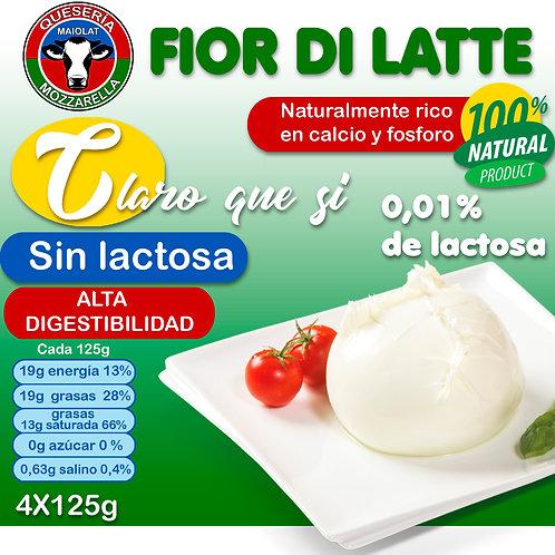 Fior di Latte sin Lactosa