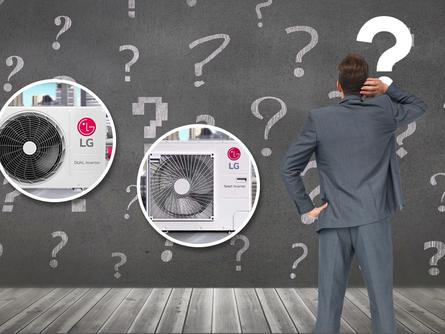 Dual Inverter LG ou Smart Inverter: Como escolher?