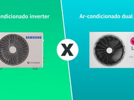 Tecnologia avançada e baixo consumo; vejas as diferenças entre aparelho inverter e dual inverter