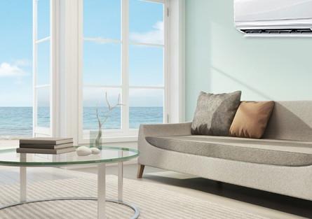 Ar-condicionado em casa de praia: cuidados antes e depois da compra