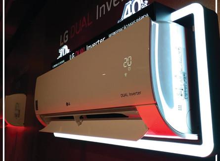 Dual Inverter Voice: LG lança Ar-Condicionado que obedece a comando de voz