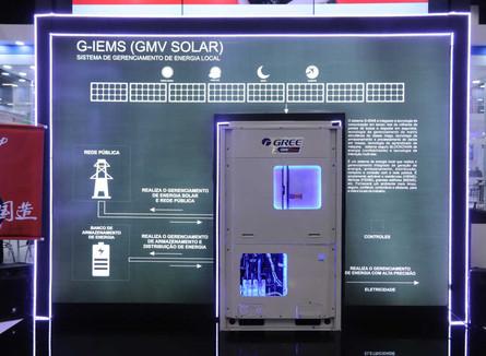 Gree amplia linha de VRFs fotovoltaicos no Brasil