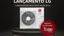 LG lança ar-condicionado Multi Split com Alexa e Google Assistente para grandes ambientes