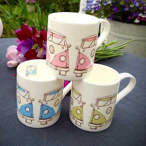 Little Mug - Splitty