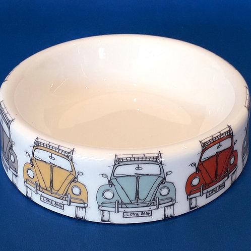 Dog Bowl - Beetle