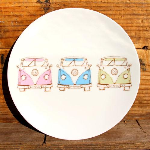 Side plate - splitty
