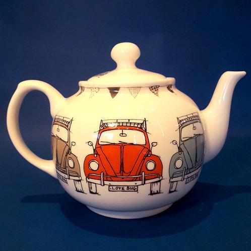 Tea Pot - Beetle