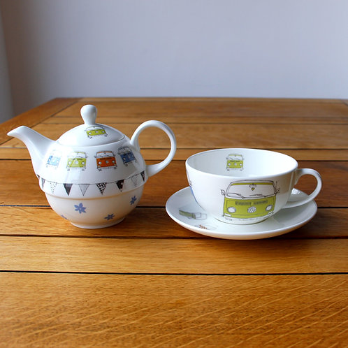 Tea for one - Bay