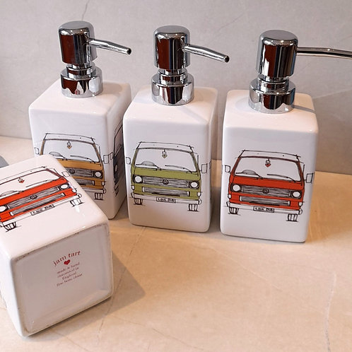 Soap Dispenser - T25 - Multi Colour