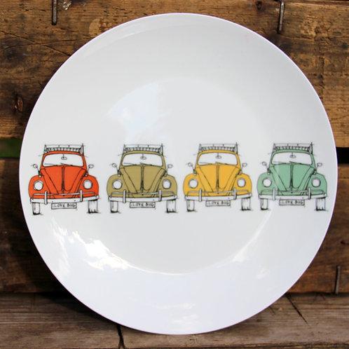 Dinner Plate -Beetle