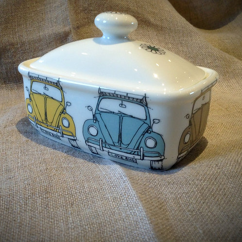 Beetle - Butter Dish