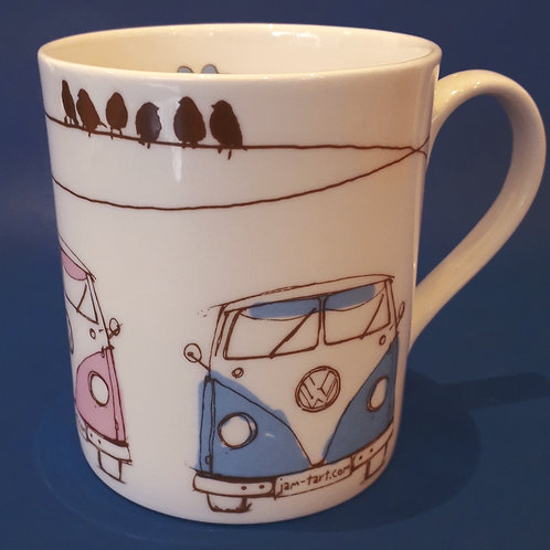 Tea Mug-Splitty