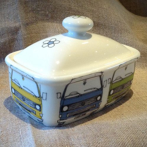 T25 - Butter Dish