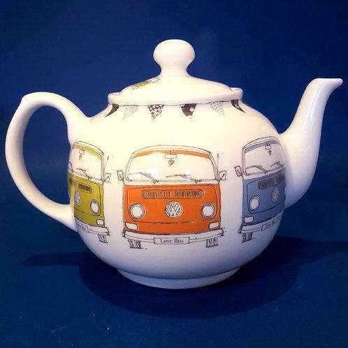 Tea Pot - Bay