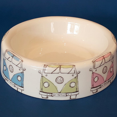 Dog Bowl - Splitty