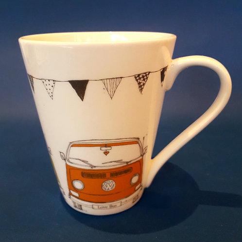 Coffee Mug-Bay