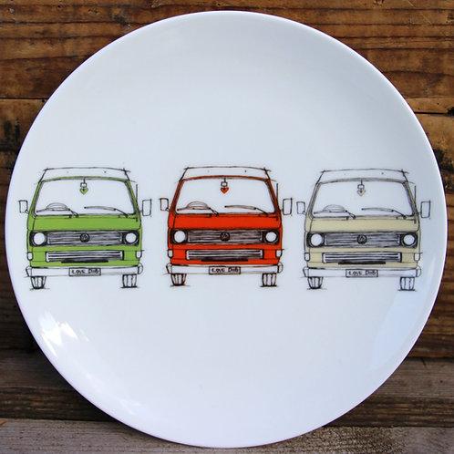 Side plate - T25