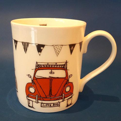 Tea Mug-Beetle