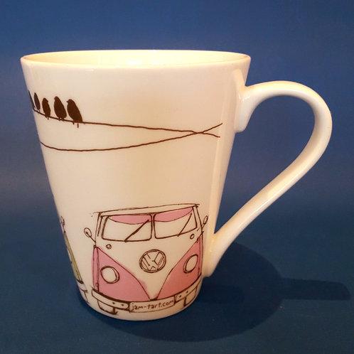 Coffee Mug-Splitty