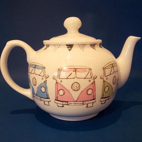 Tea Pot- Splitty