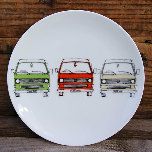 T25 Side plates - set of four