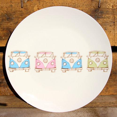 Dinner Plate - Splitty