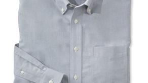 Men's Dress Shirts Are Veritable Death Traps