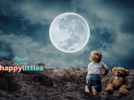 Tips for Helping your Littles to Bed Earlier