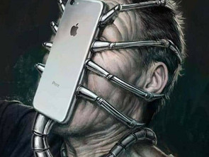 "The down fall of society, social media and the Cell Phone ""Mind Prison"""