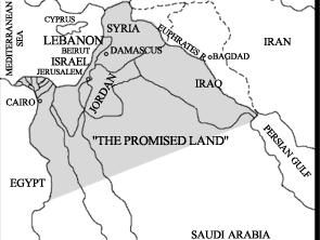 """""""Greater Israel"""": The Zionist Plan for the Middle East The Infamous """"Oded Yinon Plan"""". Int"""