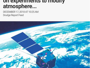 China & Russia band together on experiments to modify atmosphere