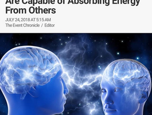 Scientists Confirmed That People Are Capable Of Absorbing Energy From Others