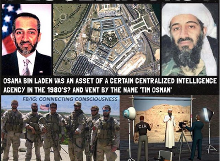 Osama Bin Laden worked For the C.I.A back in the 1980's