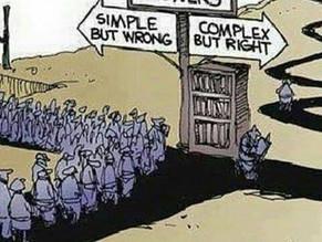 Simple Lies or Inconvenient Truths