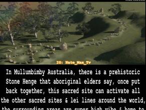 Australias Stone Henge In Mullumbimby